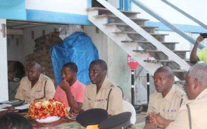 B Division listens to Corentyne stakeholders