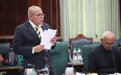 Guyana is healing says Minister Norton