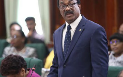Investors are flocking Guyana- Attorney General