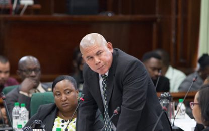 Minister Norton defends budgetary allocation of $3.365B