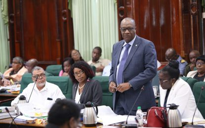 Budgetary allocation for Guyana Defence Force unanimously approved