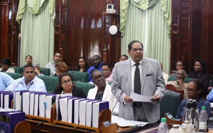 OPM Budgetary allocation unanimously passed