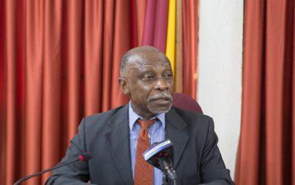 """Govt will not allow Venezuela to illegally claim Essequibo!"" – Min. Greenidge"