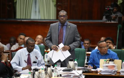 Public Infrastructure 2019 budget gets greenlight