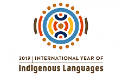 Year of Indigenous Languages to be duly observed in 2019.