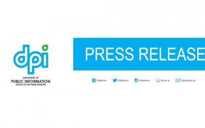 DPI Press Release; Media invite – joint press conference