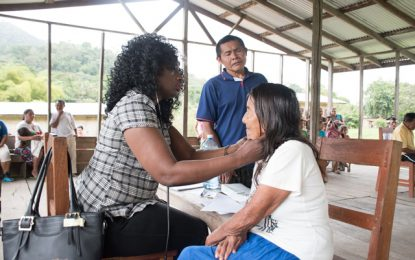 Waipa, Karisparu residents benefit from specialised medical outreaches
