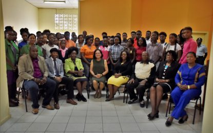 First Lady opens third ICT training workshop in Linden