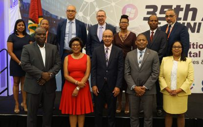CANTO opens 35th meeting in Guyana