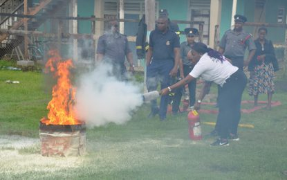 Berbicians warned of frequent 'fake calls' to Fire Service