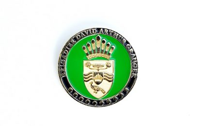 President distributes commemorative coins to mark GPA anniversary