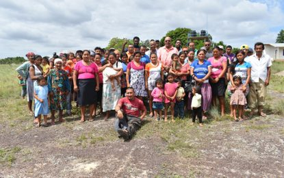 Improving Access to Potable Water in Central Rupununi