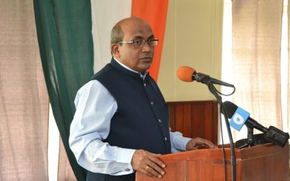 Guyana joins India to celebrate Pravasi Bharatiya Divas