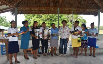 HEYS Businesses in Deep South Rupununi receive a significant boost
