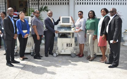 Healthcare services boosted with Ultrasound Machines
