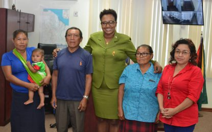 Chinoweng residents will be secured – Min. Ferguson assures