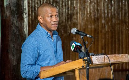 Energy Dept role is to optimize oil and gas benefit – Dr. Bynoe