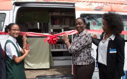 $24M bookmobile for National Library