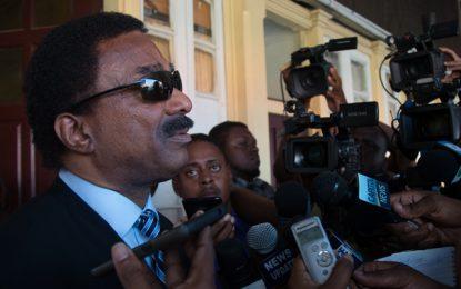 Ram committed error using statutory interpretation of constitution – AG Williams