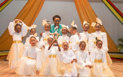 Region 4's Children's Mash spotlights young talent