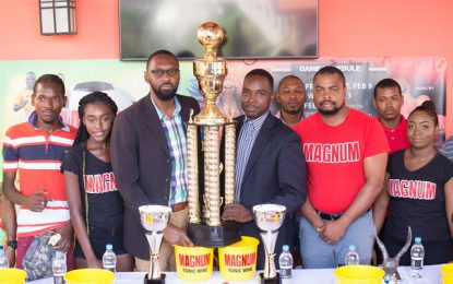 Magnum 'Mash Cup' futsal championship launched