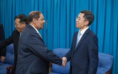 More bilateral partners briefed on govt's plans