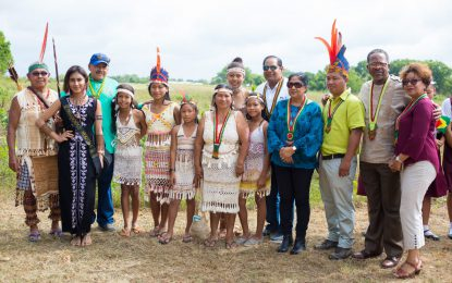 Int'l year of Indigenous Languages launched in Guyana