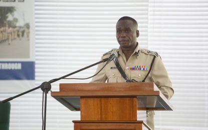 Public Security will be maintained – Top Cop