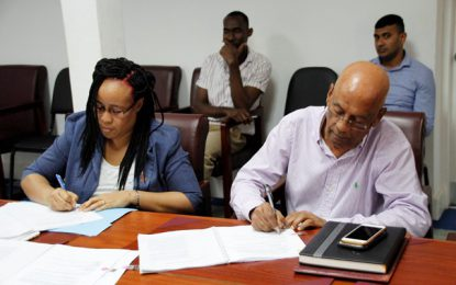 Expanded TVET facilities for Regions 3, 4 and 5