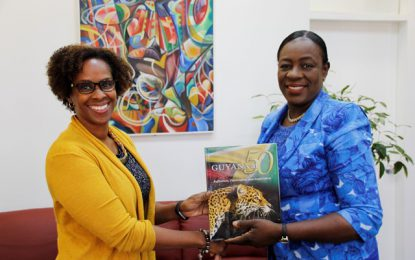 New FAO Representative engages Education Minister on School feeding program and other education matters