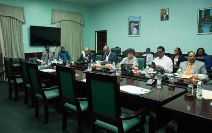 Parliamentary Management Committee (PMC) to deal mainly with security issues in and around Public buildings