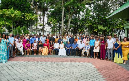 President Granger hosts annual Media Brunch