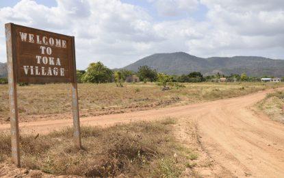 Toka gets farming implements