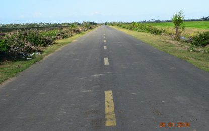 Onverwagt's access road for major upgrade
