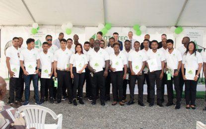 25 Guyanese graduate TOTALTEC Academy