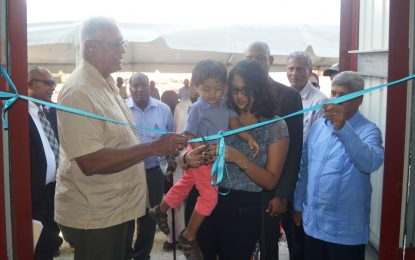 $335M Pump Station Commissioned at Herstelling