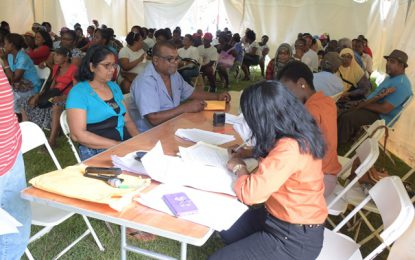CH&PA starts land titling for Angoy's Avenue residents