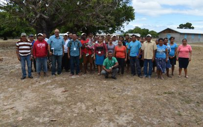 GWI Continues Visits to Reg 9 to Improve Water Supply Systems