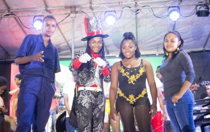 New Junior Soca and Calypso Monarchs crowned