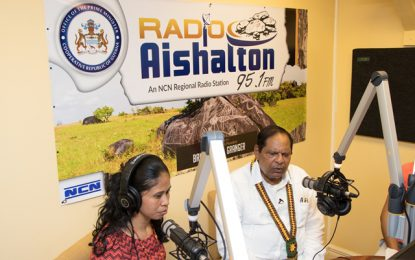 Guyana celebrates 40 years in Radio Broadcasting