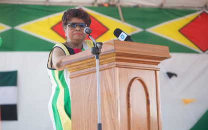 History teaches us that strength lies in our unity – Min Amna Ally