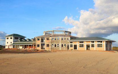Works at Lethem Industrial Estate moving apace
