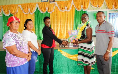 Minister Henry engages Ituni residents