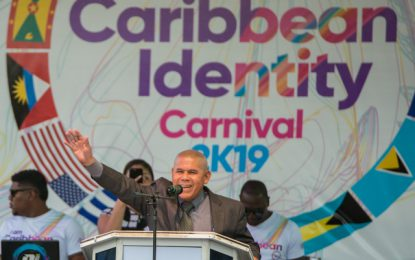 'Caribbean Identity' – celebrating the uniqueness of the region