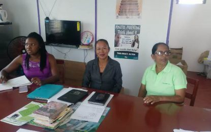 Guyana Police Force participated in a Multi-Disciplinary Team meeting