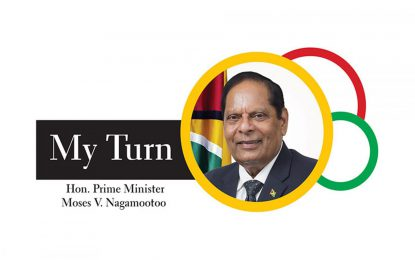 ONLY GUYANA CAN FIX TIMING OF ELECTIONS