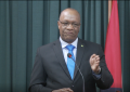 Govt is legal and functional – Min. Harmon reiterates