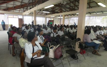 Linden youth better informed about oil and gas industry