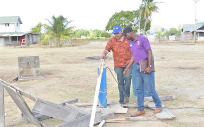 Four Region 9 communities benefit from newly drilled wells