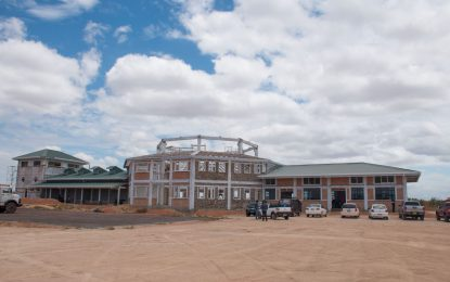Lethem Industrial Estate for May completion – prospectus available